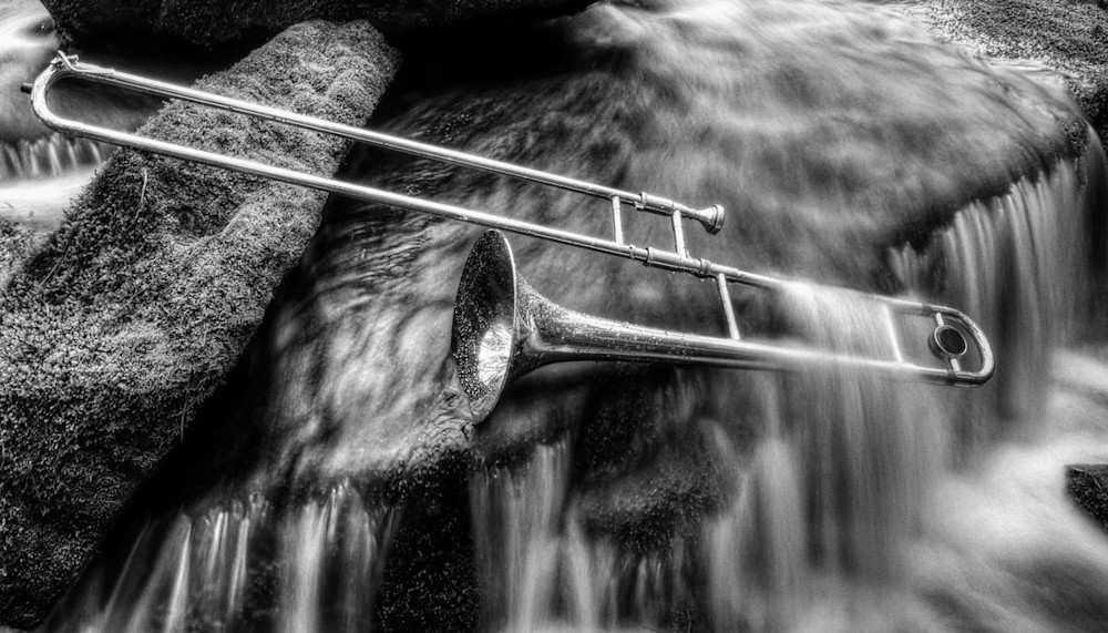 Water Slide Art | Instrumental Art