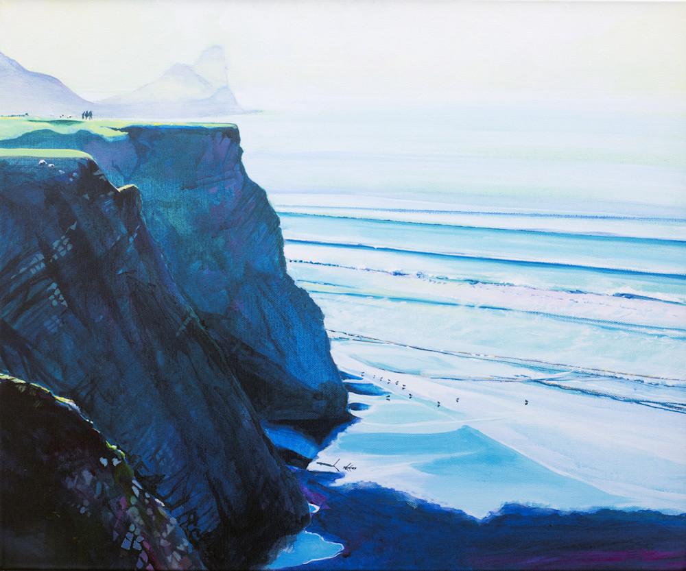 Sanderlings Rhossili Bay