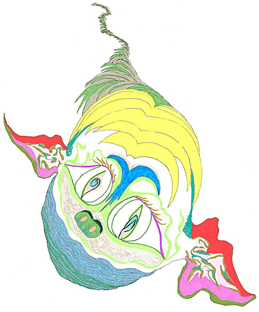 Mr Yellowhair Art   Pam White Art