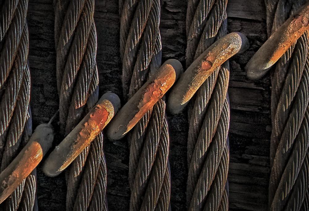 Cables, d'Ellis Photographic Art photographs, Bill