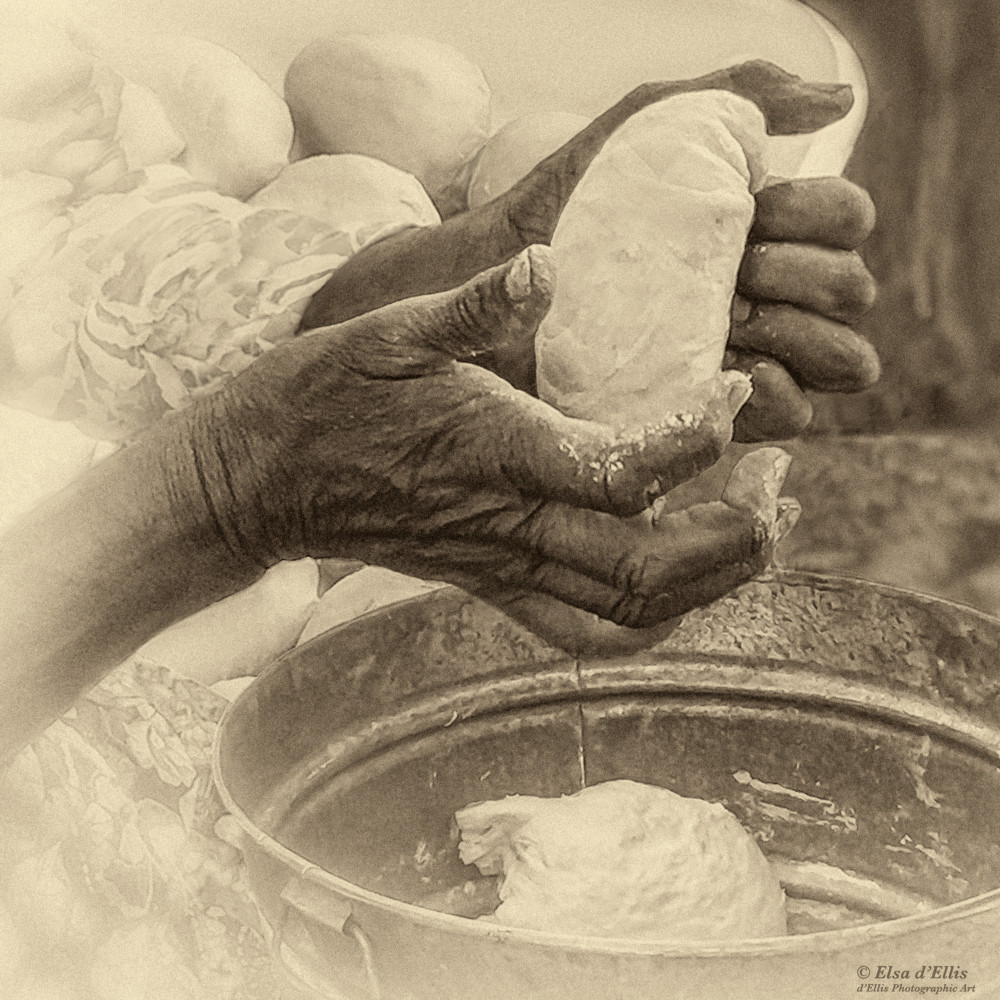 The Bread Maker, d'Ellis Photographic Art photographs, Elsa