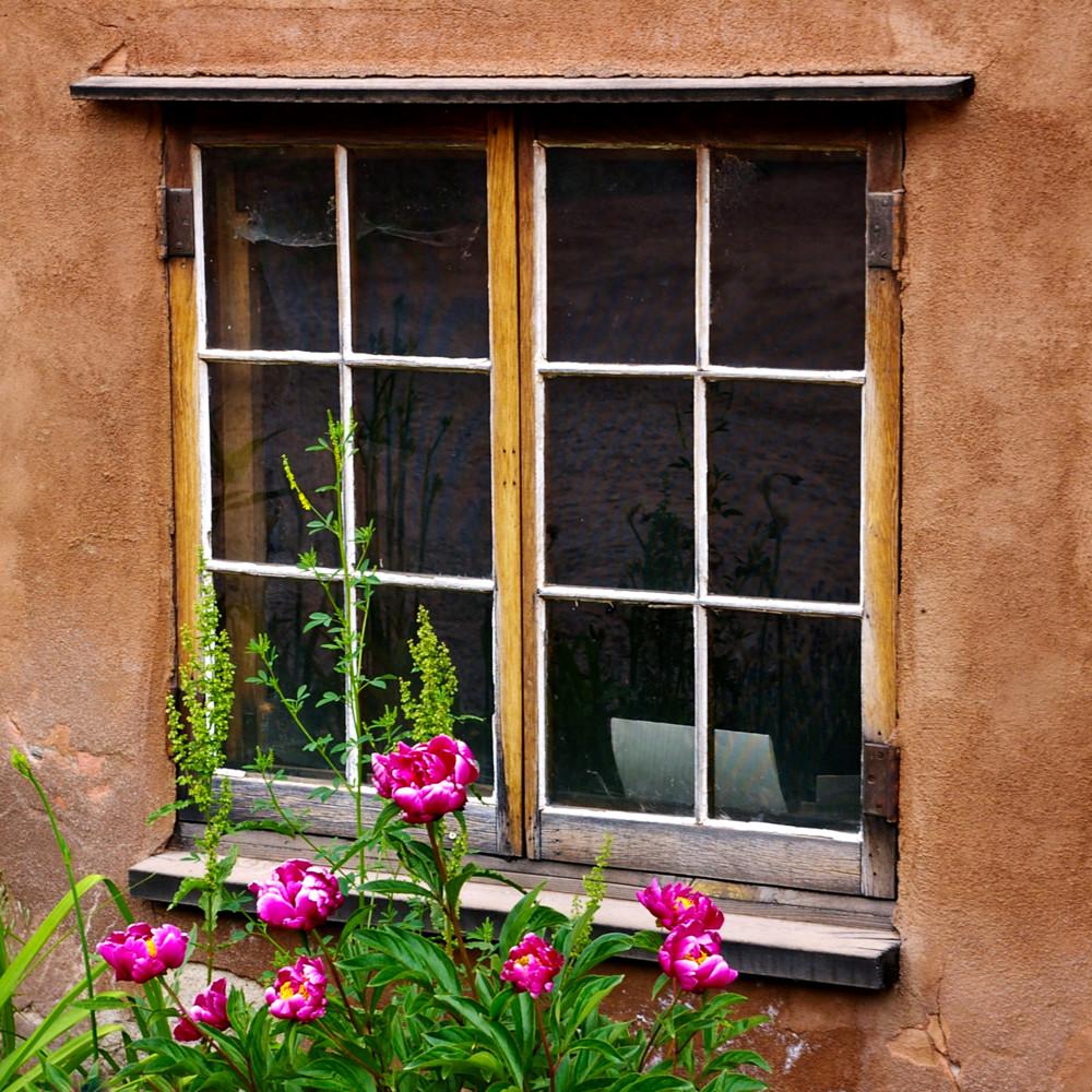 Window - Christ InThe Desert, d'Ellis Photographic Art photographs, Bill
