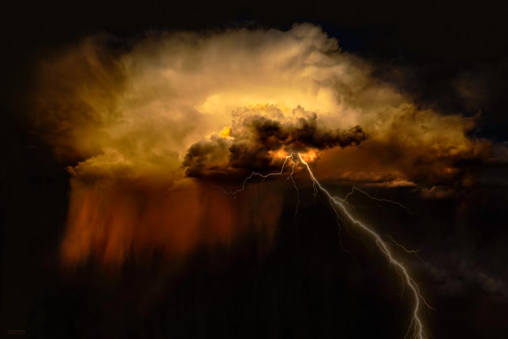 Pending Storm | d'Ellis Photographic Art photographs, Elsa