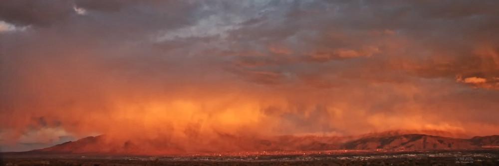 Photo of Sandia Skyscapes #1, d'Ellis Photographic Art photographs, Bill