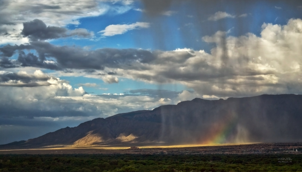 Photo of Sandia Skyscapes #3, d'Ellis Photographic Art photographs, Bill