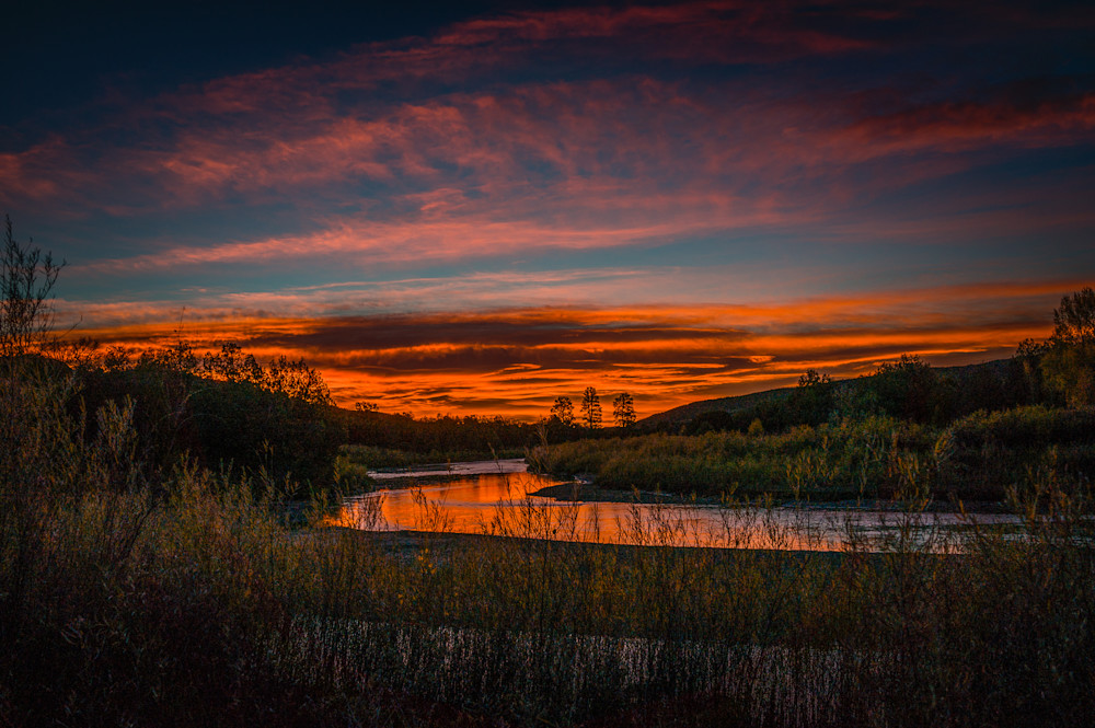 Autumn, Chama RIver, Landscape, New Mexico, Photography, Southwest, Dawn, Chama River Canyon