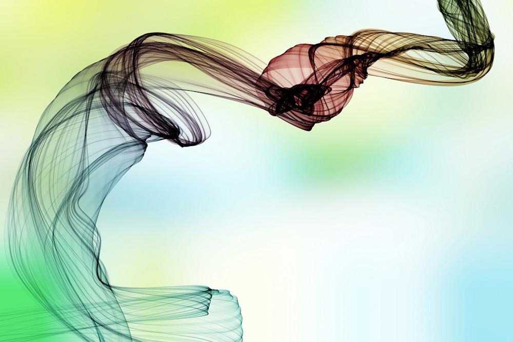 Orl 10305 The Invisible World Movement 18 Art | Irena Orlov Art