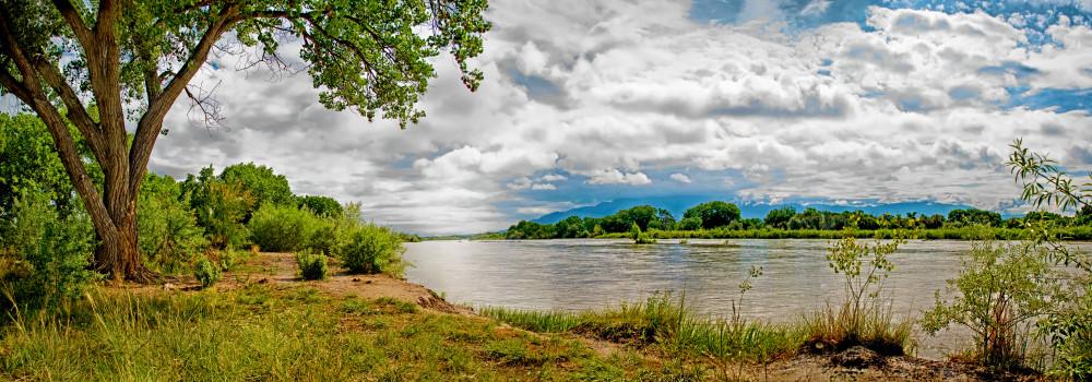 Photo of Restful Rio Grande, d'Ellis Photographic Art photographs, Bill