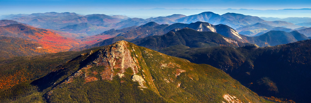 MT Marcy Aerial