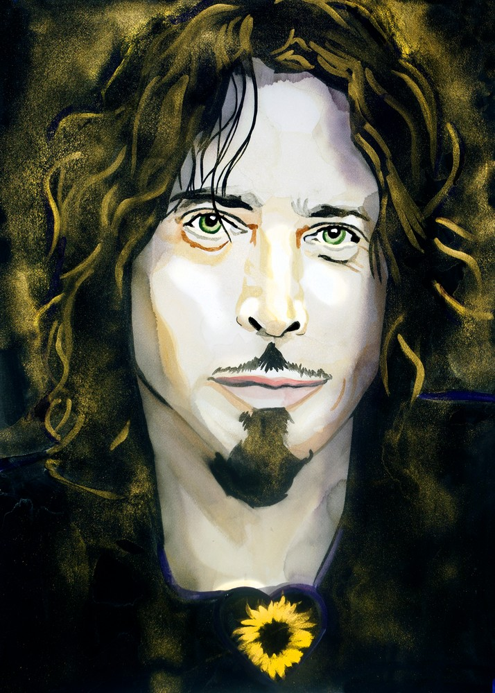 CHRIS CORNELL - SOUNDGARDEN/AUDIO SLAVE