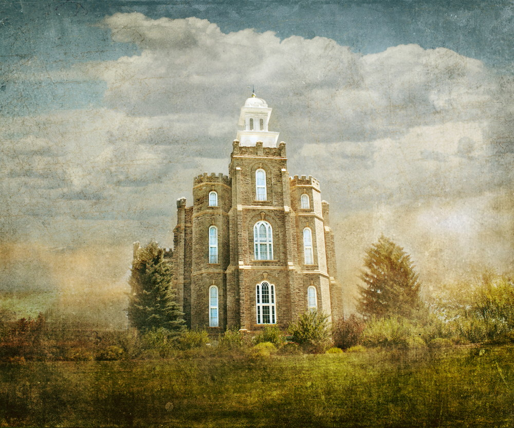 Logan Temple Warmth Art | Mandy Jane Williams Art