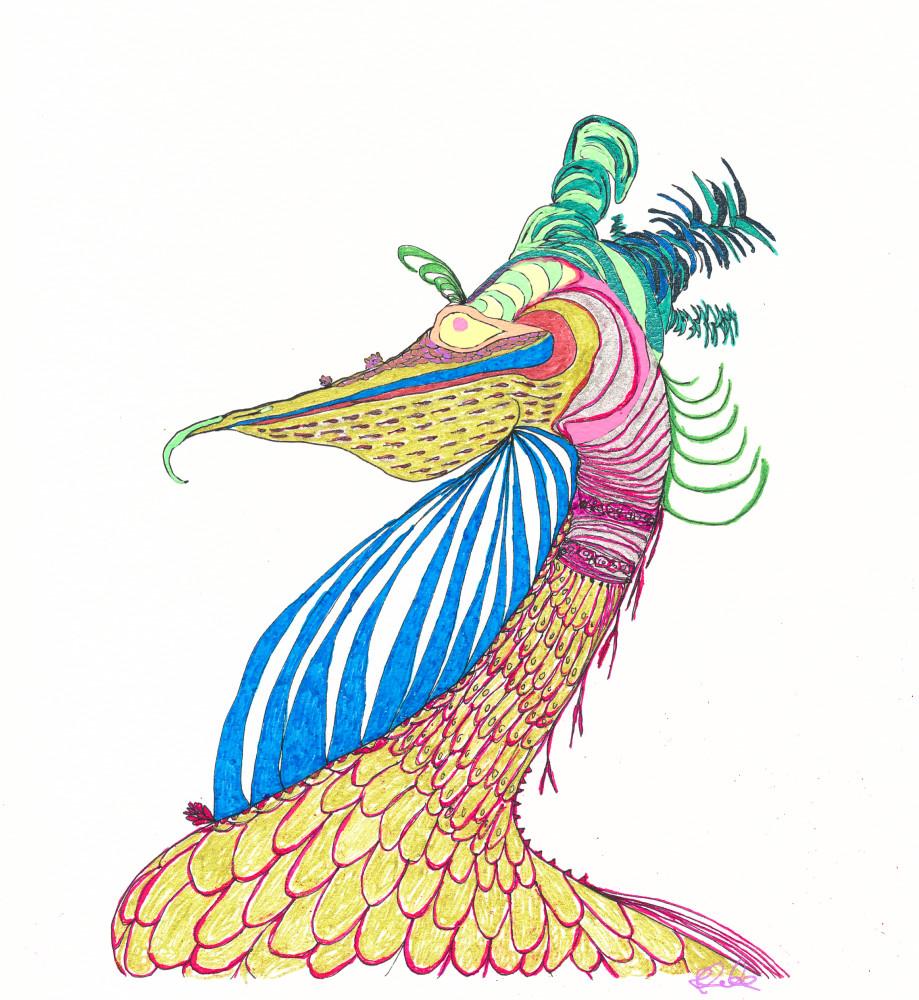 Specialbird Art | Pam White Art