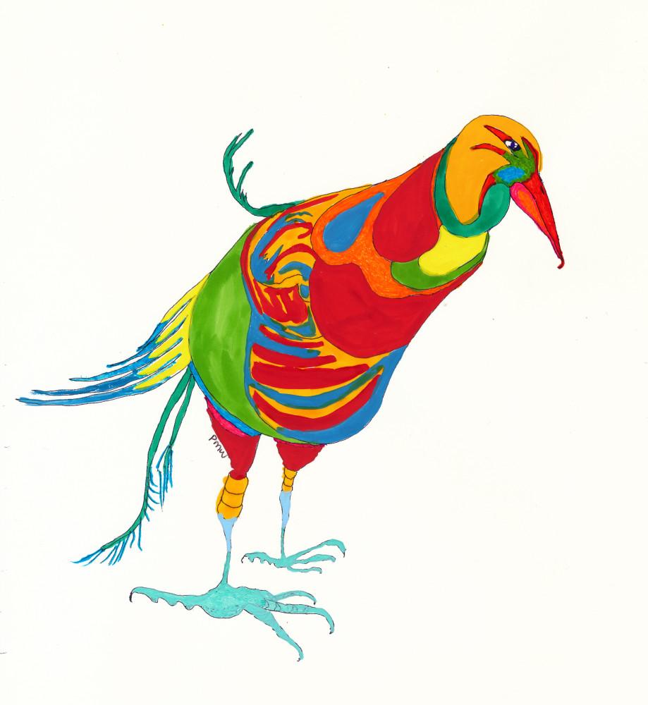 Seriousbird