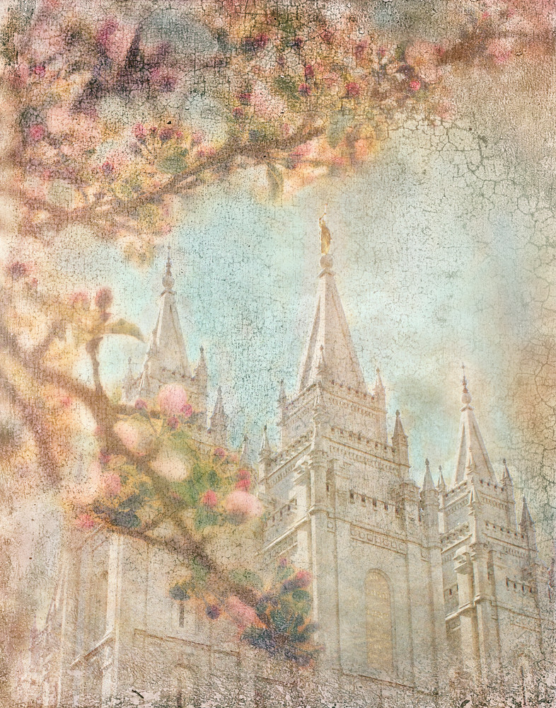 Salt Lake Temple Mandy Jane Williams