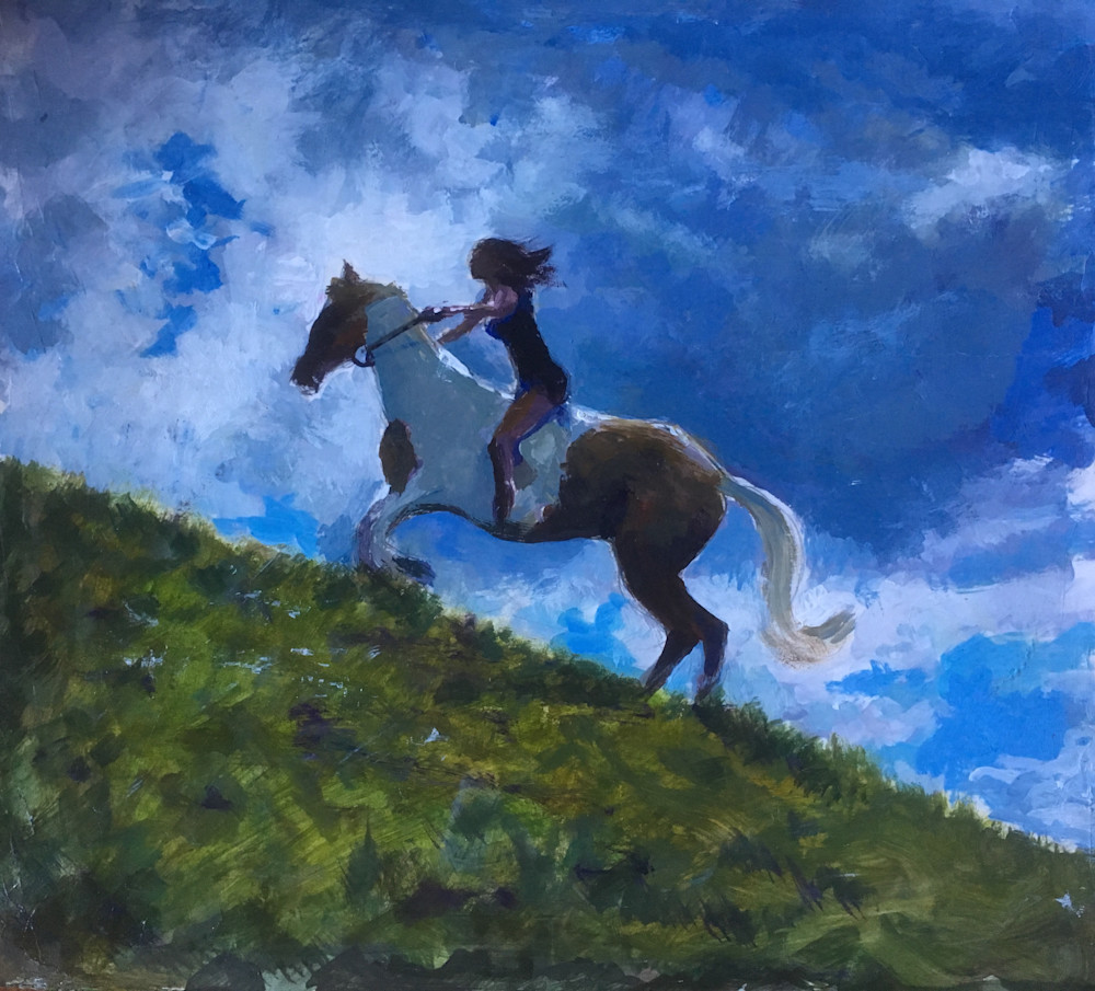 Up Hill Gallop