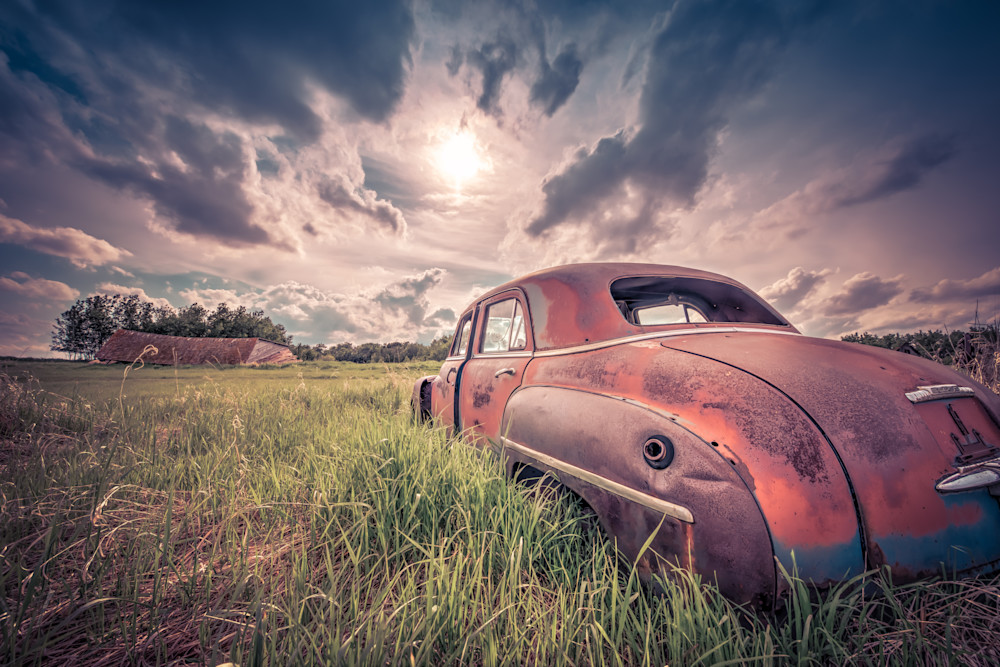 You Only Die Once | Fine Art Photograph by Wayne Stadler