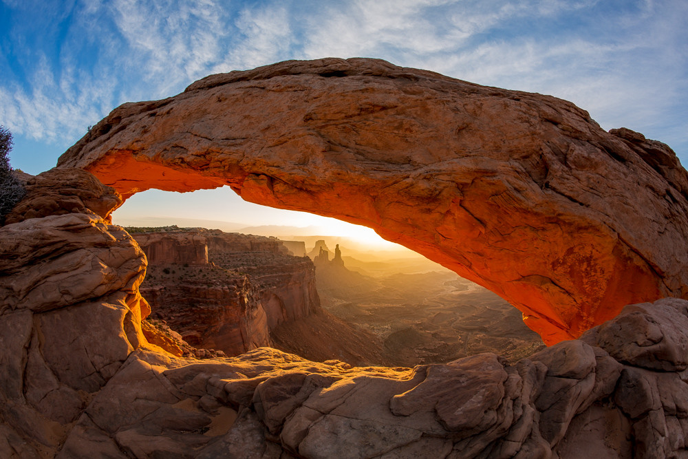 Glowing Arch Photograph for Sale as Fine Art