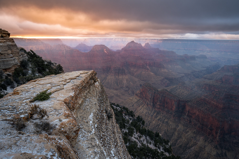 Last Day on the North Rim Photograph for Sale as Fine Art
