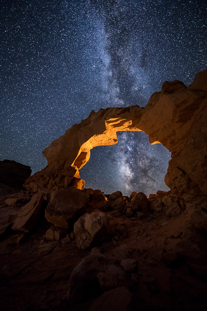 Arsenic Arch Photograph for Sale as Fine Art