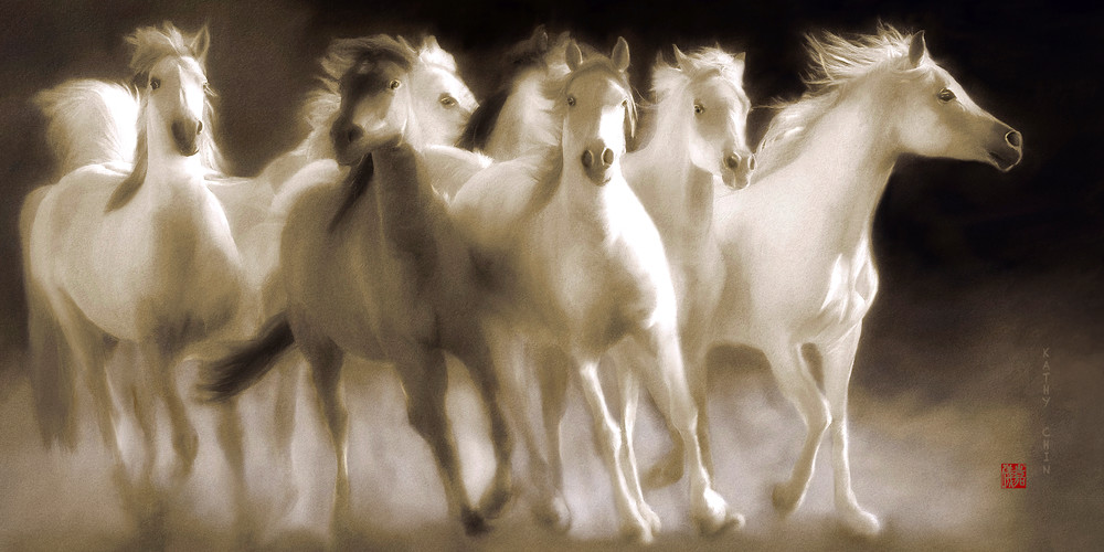 Ghostly Herd