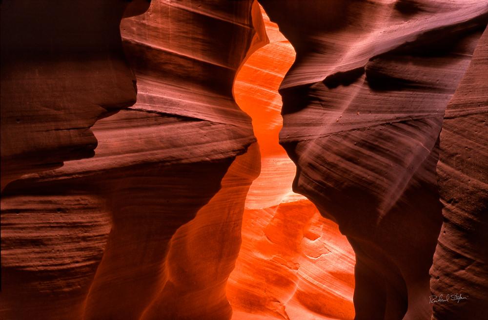 Slot Canyon 2 photograph for sale by Richard Stefani– Stefani Fine Art