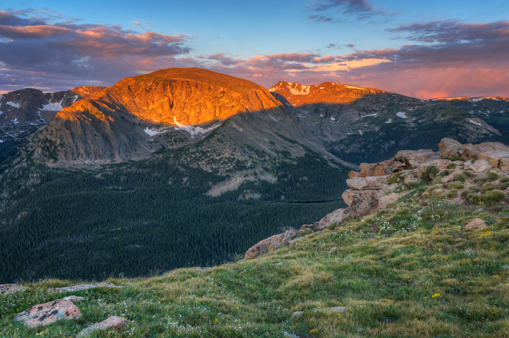Trail Ridge Sunrise 7097