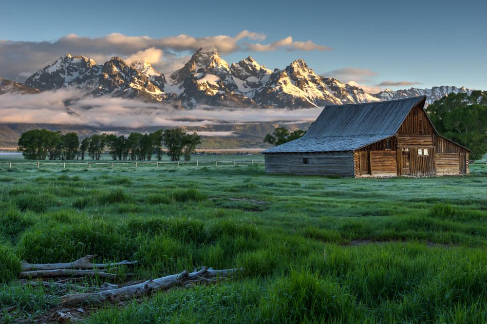 Teton Sunrise 2130