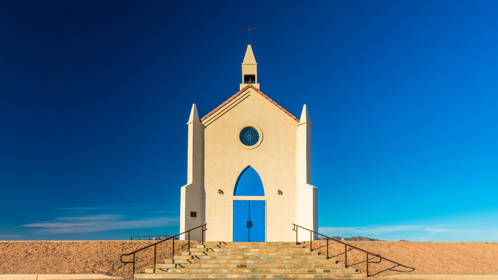 Church at the Center of the World | Fine art photograph by Wayne Stadler