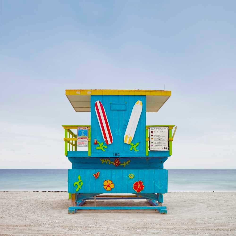 Surf House Photography Art | DE LA Gallery