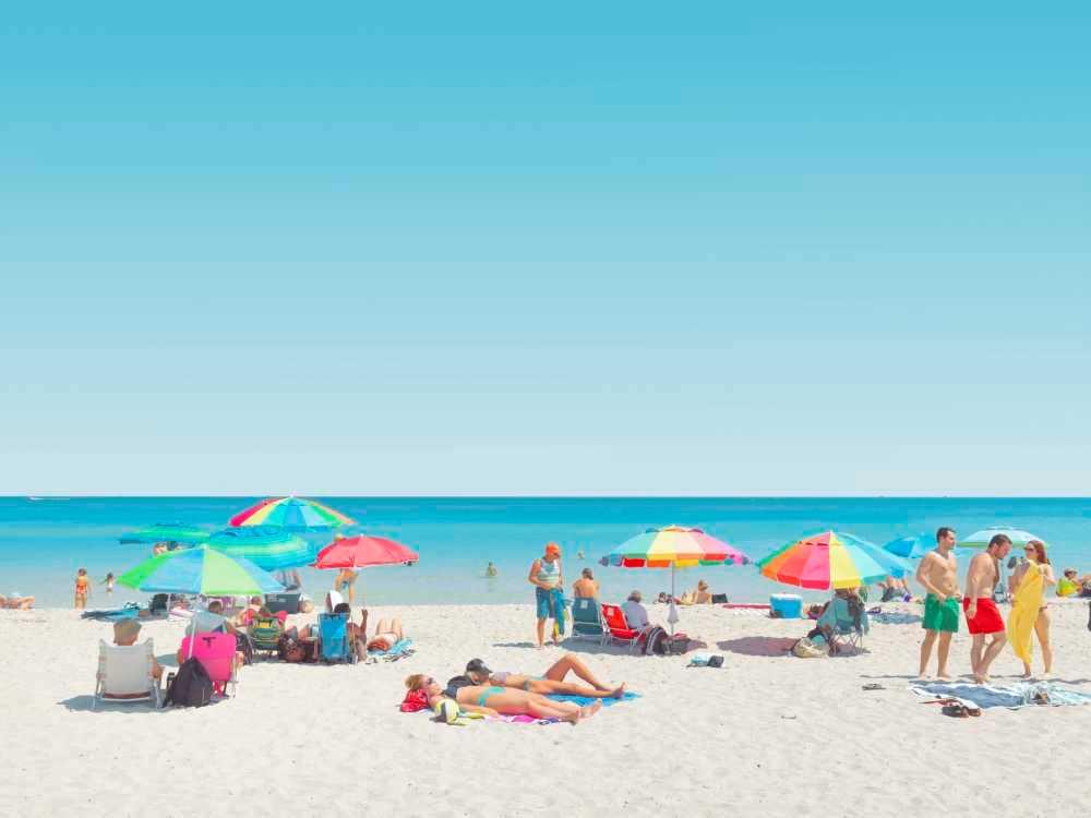 3rd Street Beach