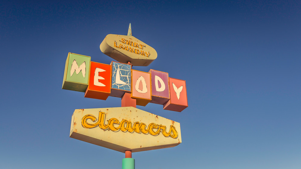 Melody Cleaners | Fine art photograph by Wayne Stadler