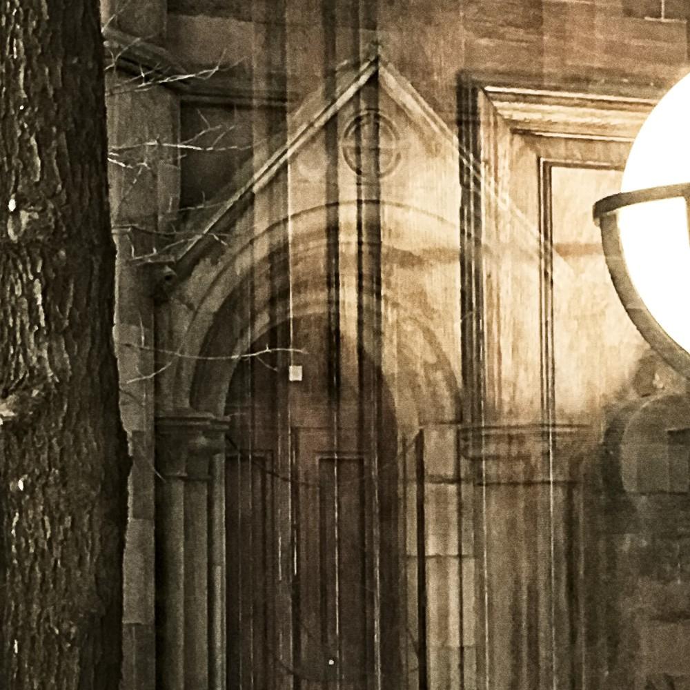 Rich Secular & Sacred Photograph Reflection for Sale. Richard London