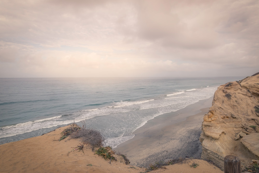 Visions of Bliss near Torrey Pines State Beach   Susan J Photography