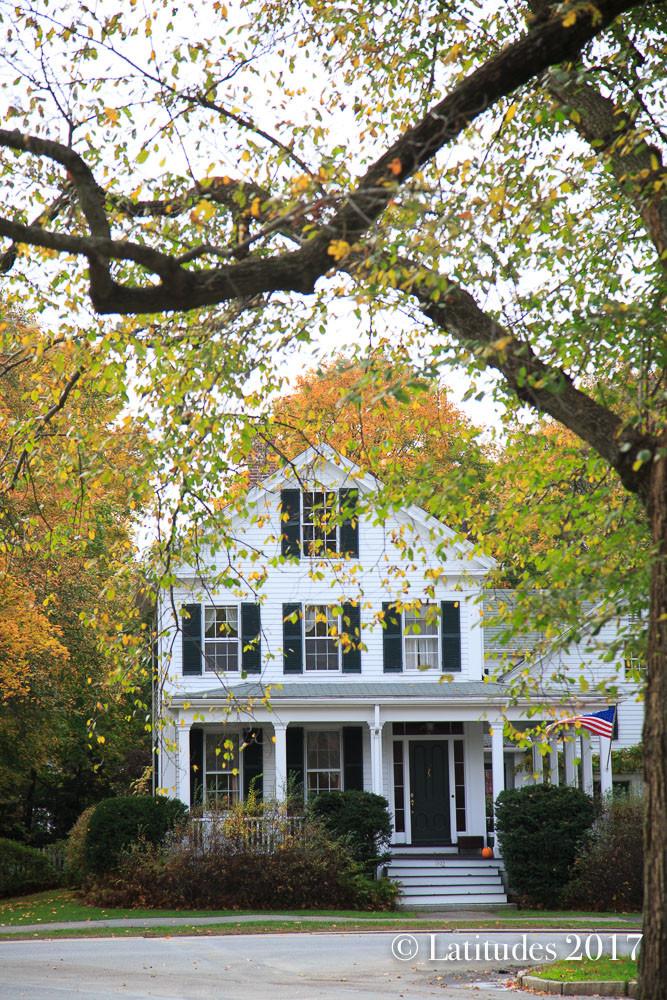 """Fall House"""