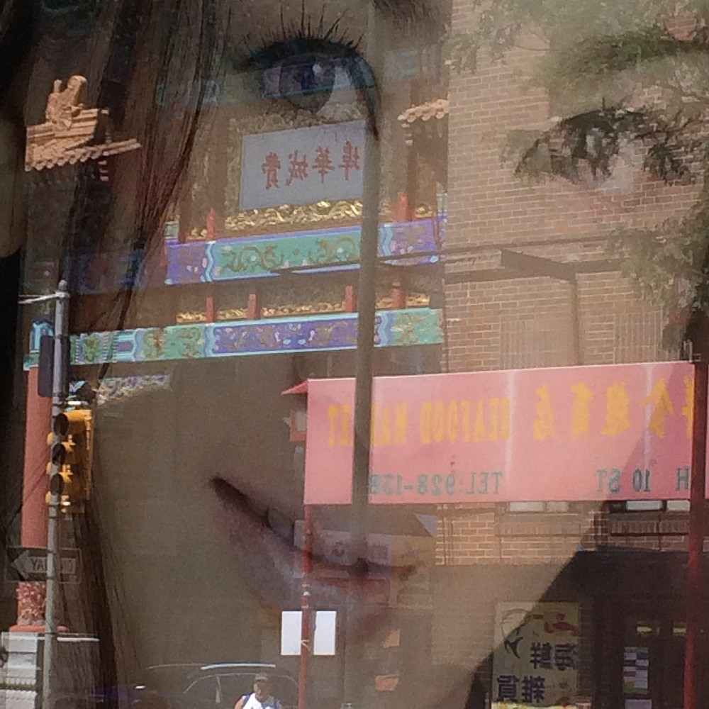 Haunting Chinatown Girl Photo For Sale. Richard London