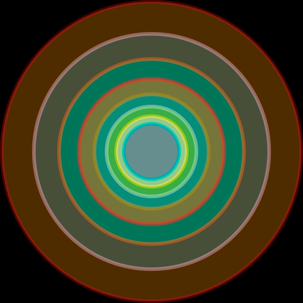 Orbital, Point of Light, a contemporary art print by Paul Westacott