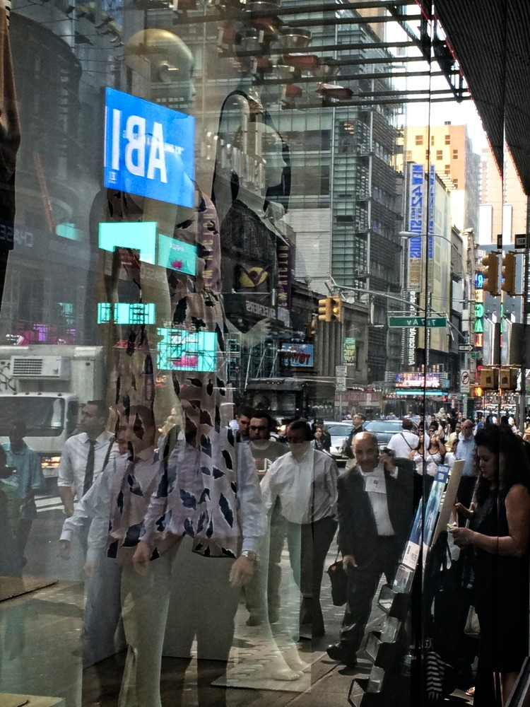 Vibrant NYC Art Photograph For Sale. Richard London