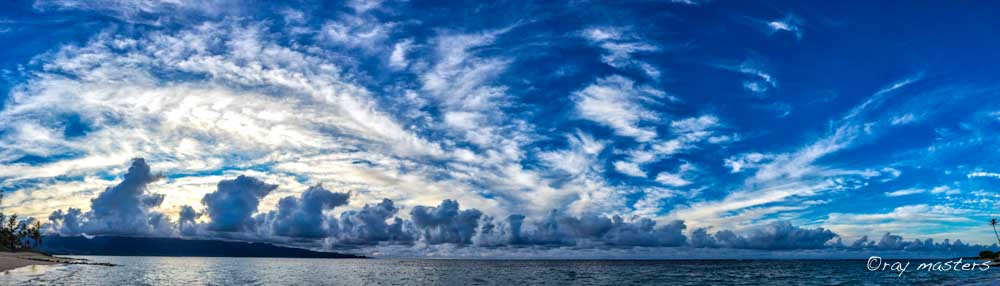 A Parade of Clouds