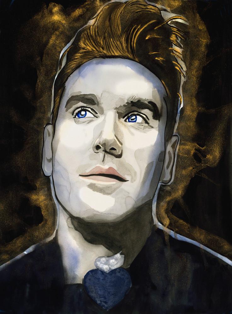 Morrissey Art   William K. Stidham - heART Art