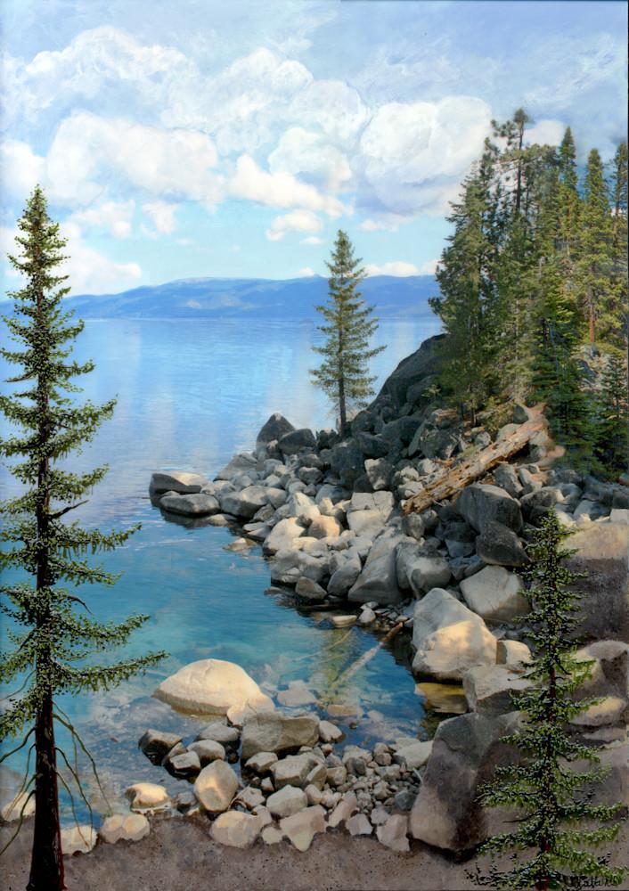 Landscapes, Tahoe scenes