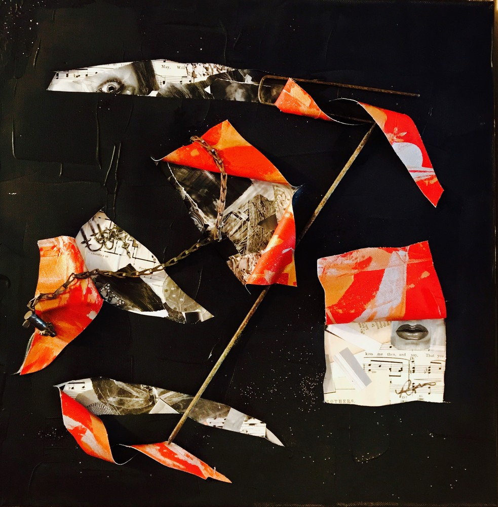 Seeking Balance art prints by Robin M. Gilliam