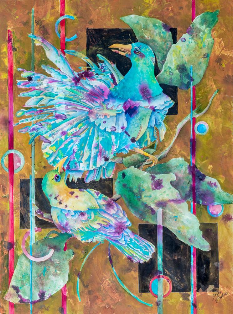 Birds by Gayle Faulkner, Flight of Fantasy, Gayles Birds