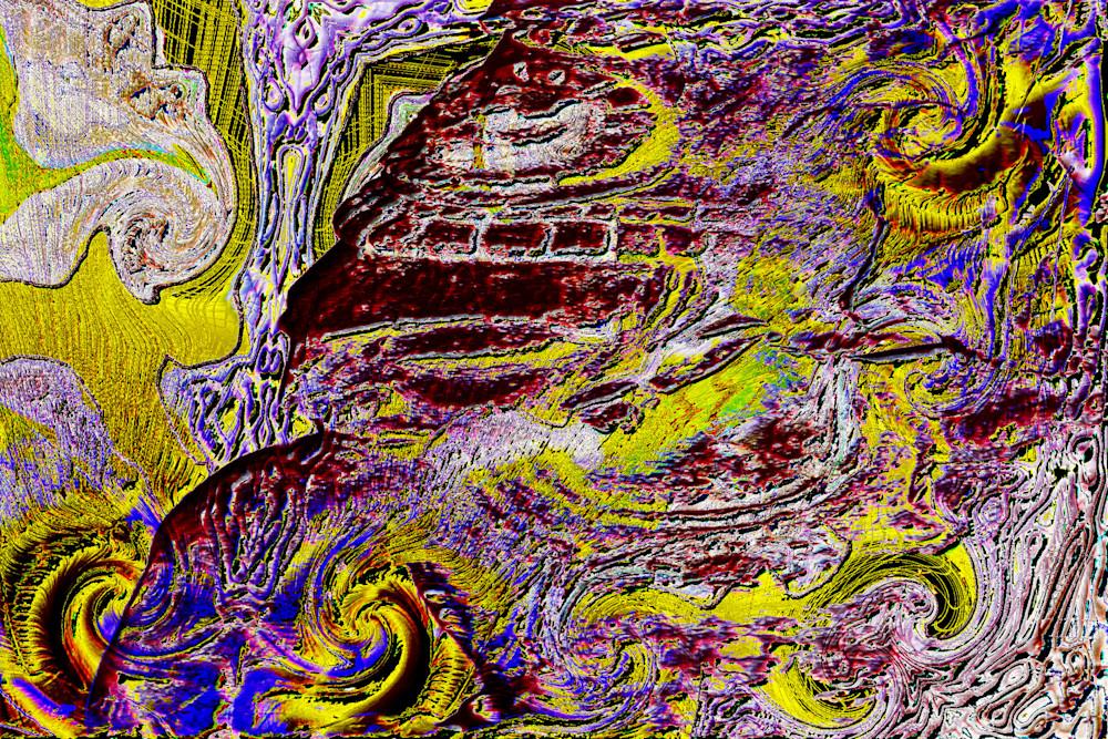 Mark Humes Gallery | Broken timeline