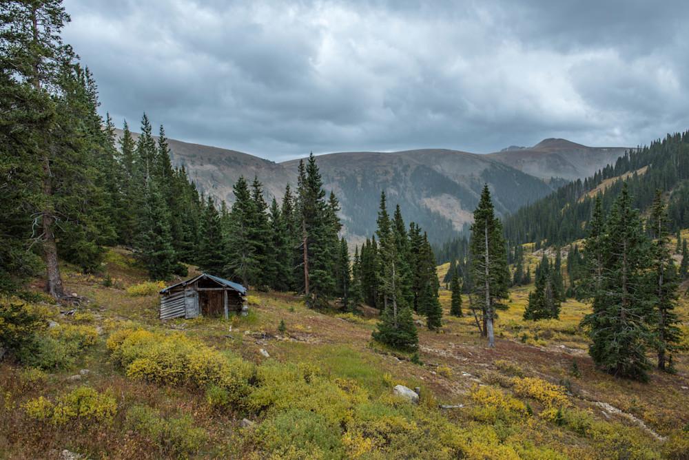 Hunter Pass cabin