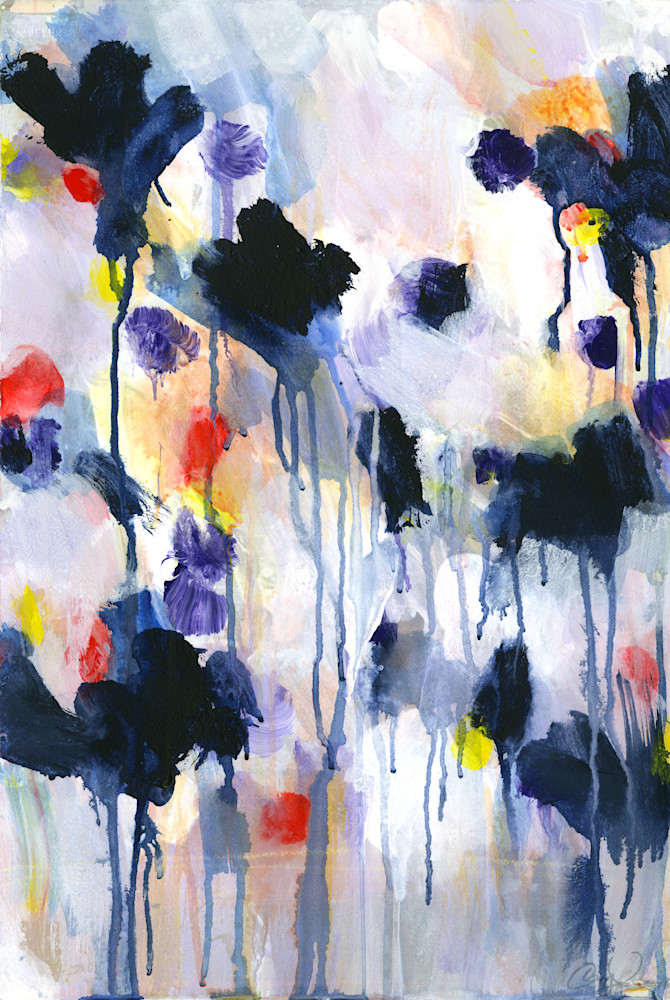 Wildflowers Ii Art | Caroline Wright Art