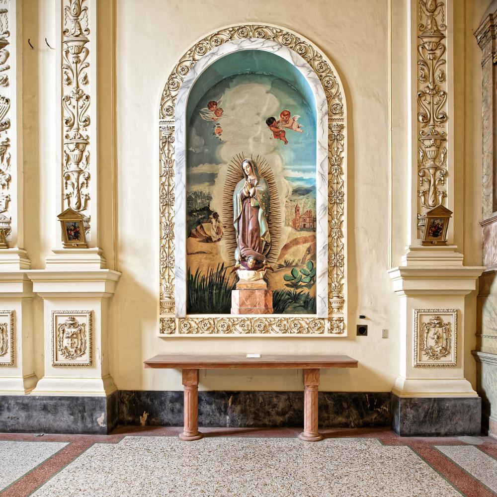 Virgen María Photography Art | DE LA Gallery