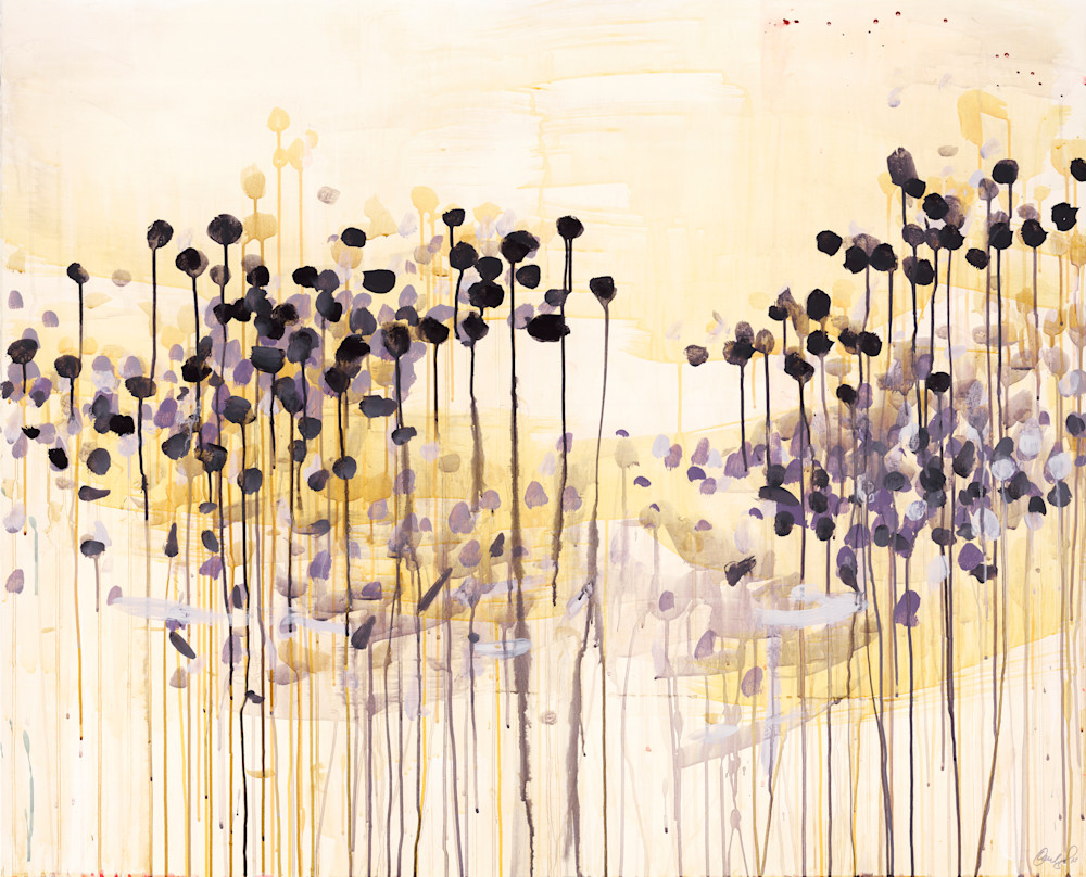 In A Symphony Art | Caroline Wright Art