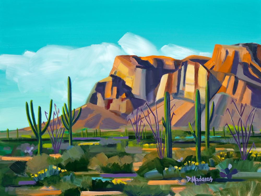 Baboquivari | Southwest Art Gallery Tucson | Madaras