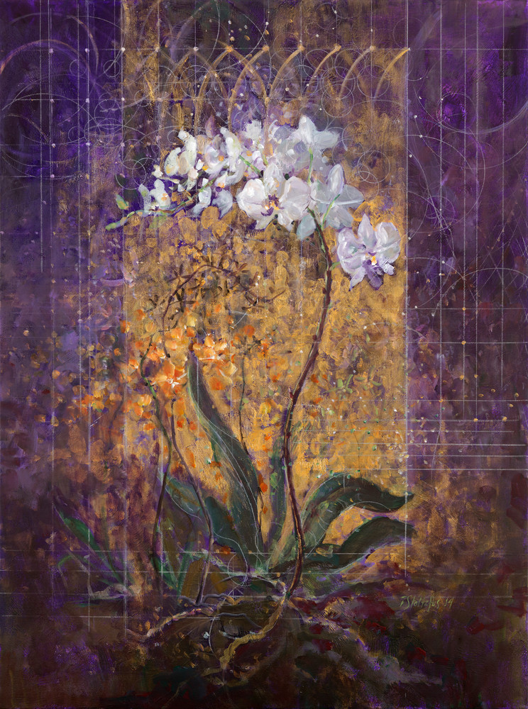 Creation of the Orchids