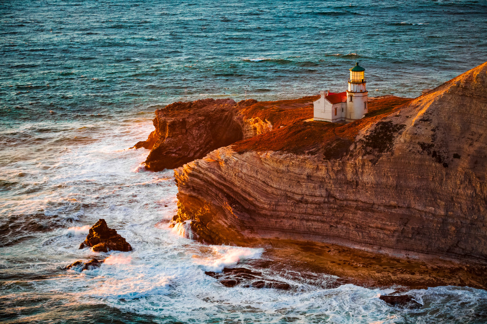 Point Conception Lighthouse 1